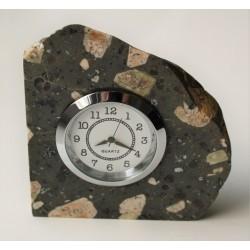 Zegar w porfirze rombowym ze Skandynawii